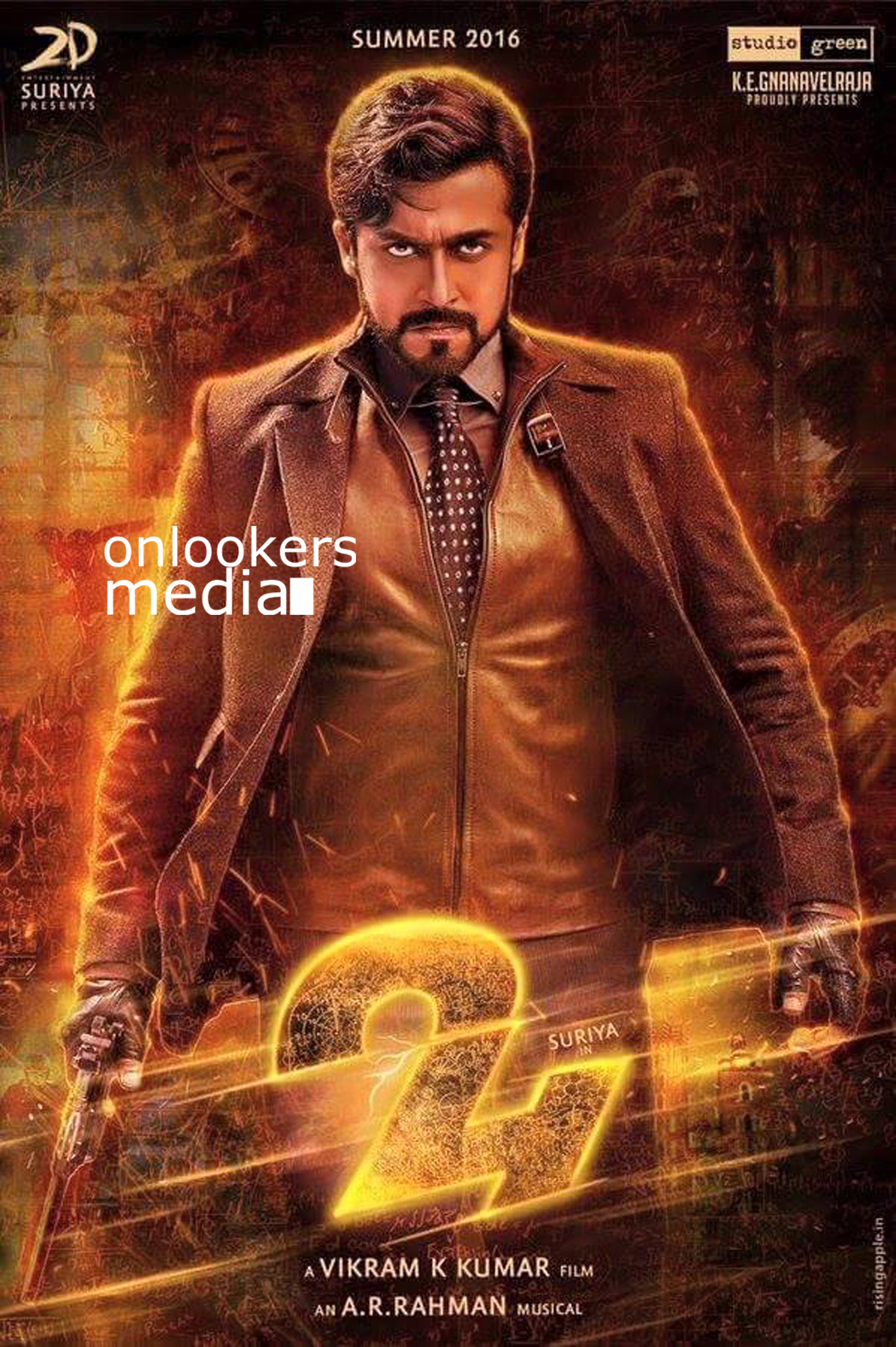 Suriya 24 Telugu Movies 2016 Online Watch