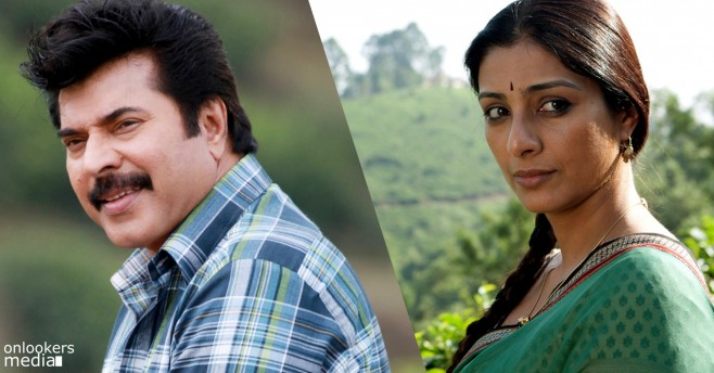Tabu with Mammootty for the first time in Mollywood