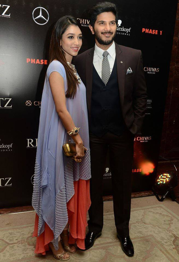 http://onlookersmedia.in/wp-content/uploads/2015/07/Dulquer-Salmaan-with-wife-Amal-Sufia-8.jpg