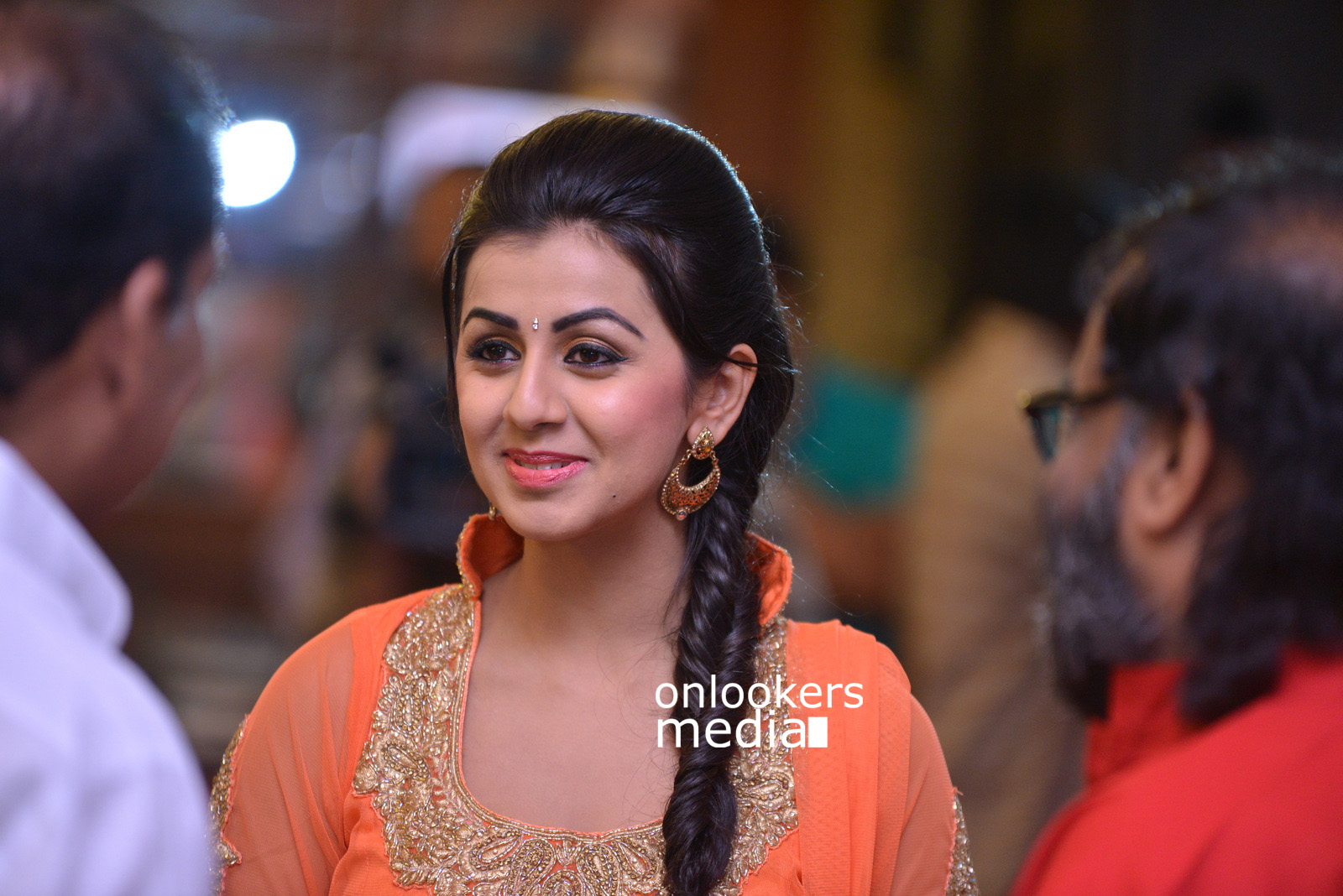 http://onlookersmedia.in/wp-content/uploads/2015/07/Nikki-Galrani-at-Rudra-Simhasanam-Audio-Launch-Fanction-Stills-Photos-17.jpg
