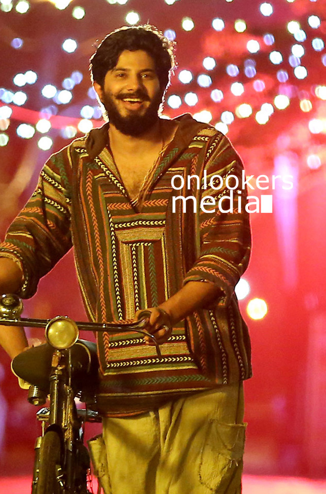 Charlie is coming with Dulquer Salmaans song