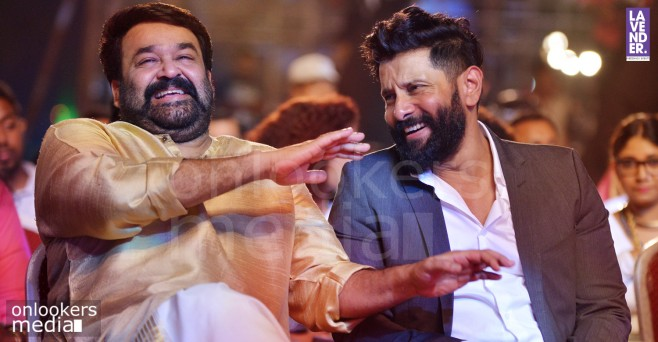Me and my wife are big fans of Mohanlal, says Chiyaan Vikram