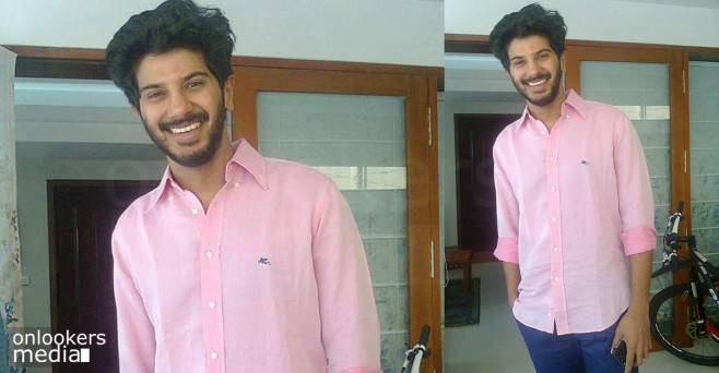Dulquer Salmaan S New Look From Mahanati Goes Viral In: Dulquer Salmaan Reduced 15 Kilo Weight For Rajeev Ravi