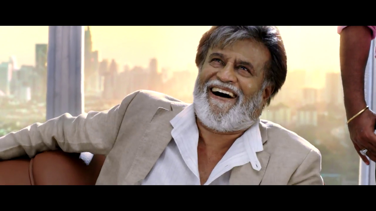 kabali review just bcause