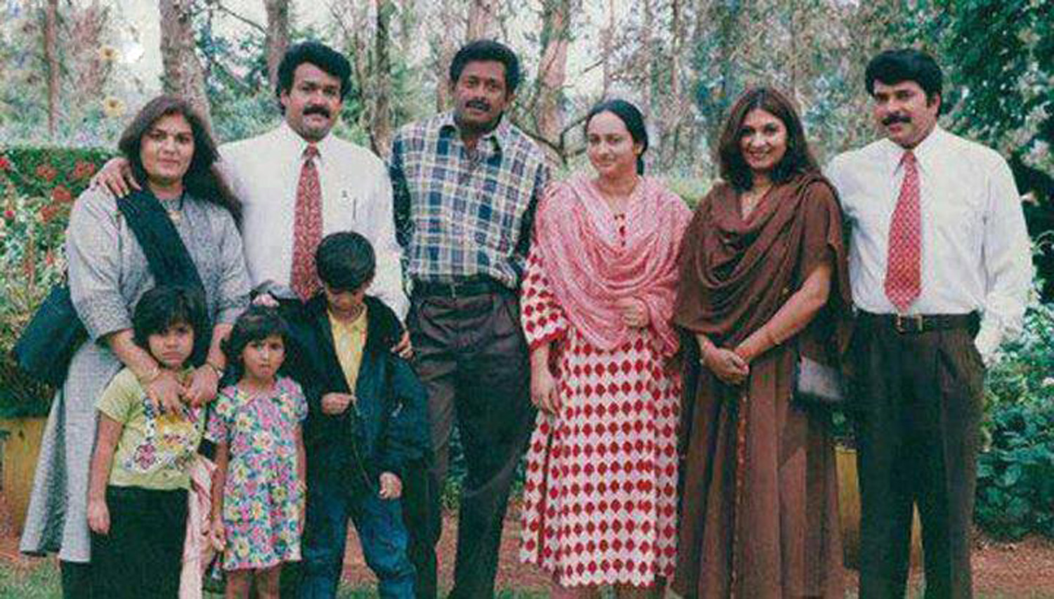 Mammootty family photos-Wife Daughter Son - onlookersmedia