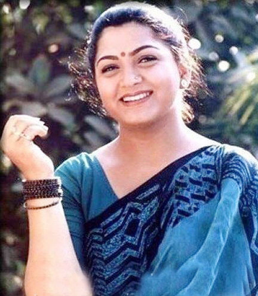 How Old Is Actress Kushboo 30