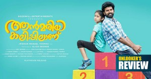 Ann Maria Kalippilanu Review rating, Ann Maria Kalippilaanu movie report response, sunny wayne new movie, sara arjun malayalam movie, aan mariya movie hit or flop