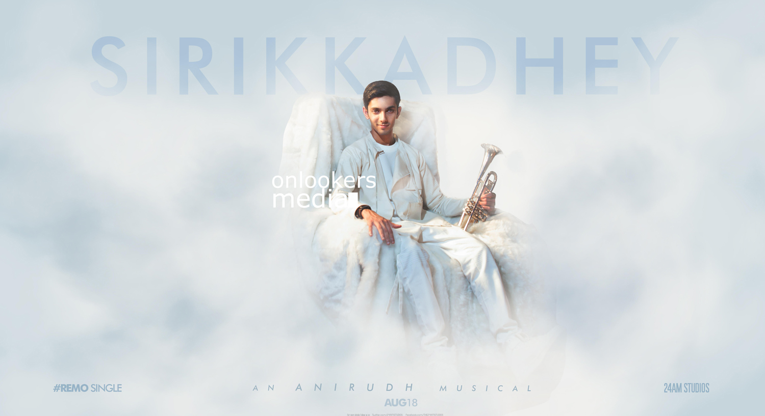 Anirudh Ravichander, Remo movie songs, Sivakarthikeyan, Sirikkadhey video song,